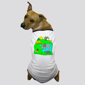 Big 5 Hang Out at the Cooler! Dog T-Shirt